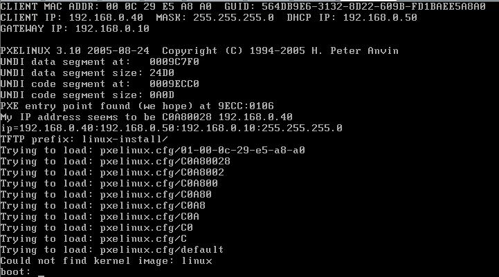 unixadminschool comConfiguring PXE server for UEFI boot for RHEL6